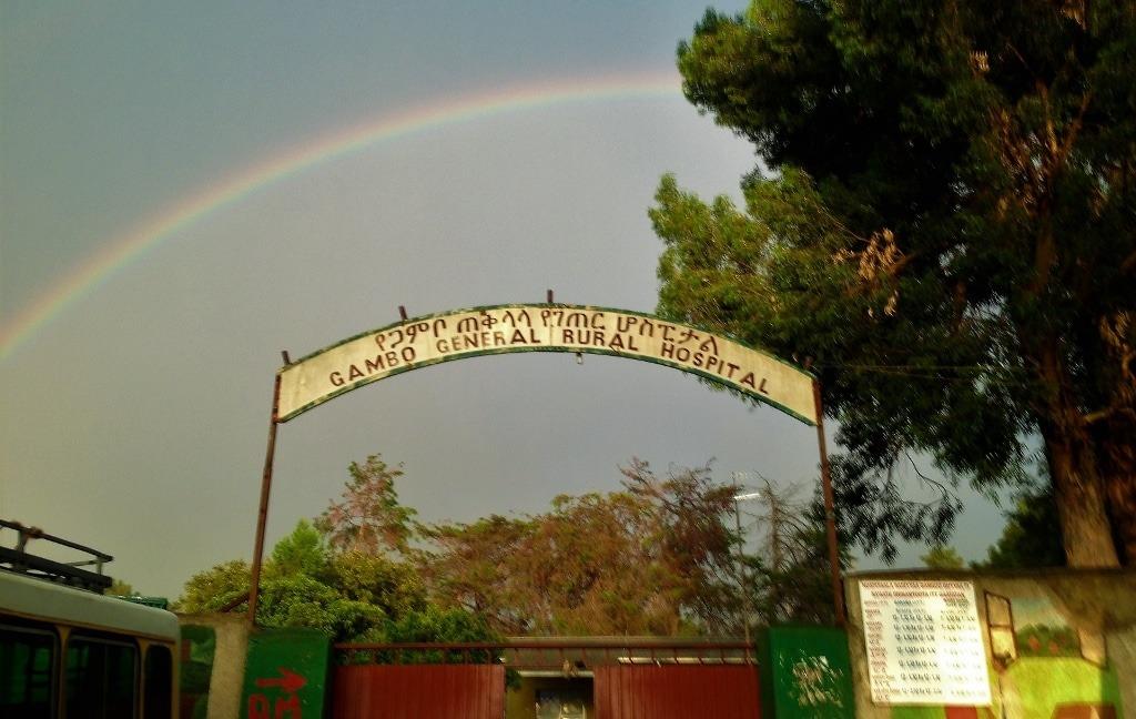 gambo hospital etiopia iñaki alegria