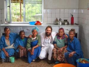 equipo medico gambo hospital