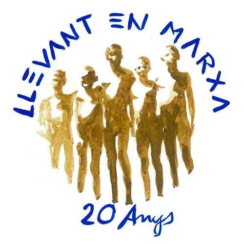 Llevant en Marxa Logo