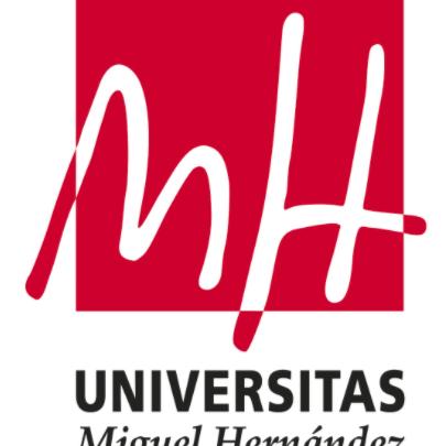 Universidad Miguel Hernandez Logo